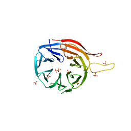 Molmil generated image of 3vu4