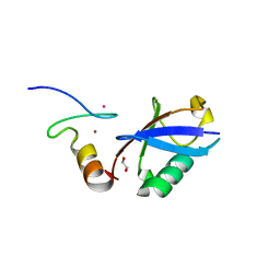 Molmil generated image of 3vux