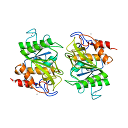 Molmil generated image of 3vv3