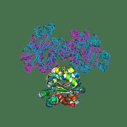 Molmil generated image of 3vvu