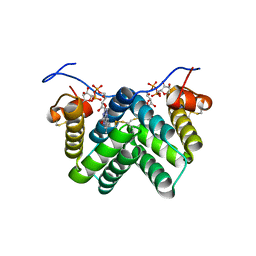 Molmil generated image of 3w4y