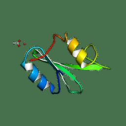 Molmil generated image of 3wa4