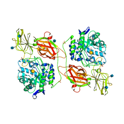 Molmil generated image of 3wf3