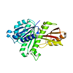 Molmil generated image of 3wgj