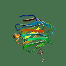 Molmil generated image of 3wlu