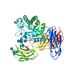 Molmil generated image of 3wnn