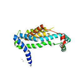 Molmil generated image of 3wo7