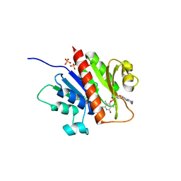 Molmil generated image of 3wv9