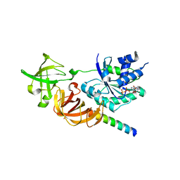 Molmil generated image of 3wy9