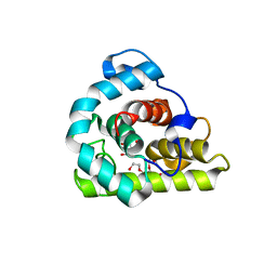 Molmil generated image of 3wyh