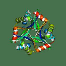 Molmil generated image of 3x3u