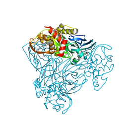 Molmil generated image of 3zbm