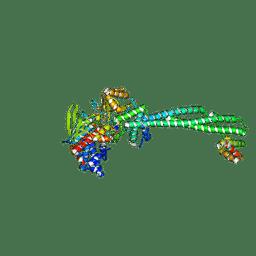 Molmil generated image of 3zmz
