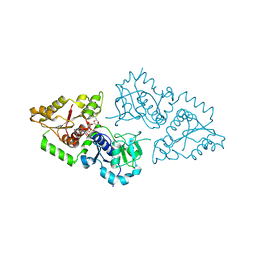Molmil generated image of 3zy6