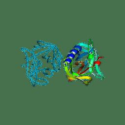 Molmil generated image of 3zye
