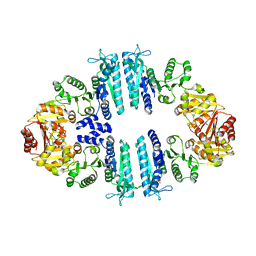 Molmil generated image of 4ab7