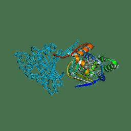 Molmil generated image of 4asa