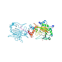 Molmil generated image of 4b7e