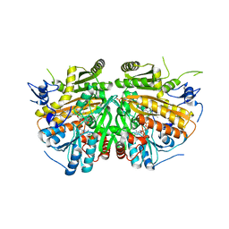 Molmil generated image of 4bc7