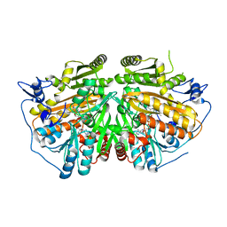 Molmil generated image of 4bc9