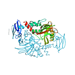 Molmil generated image of 4bg1