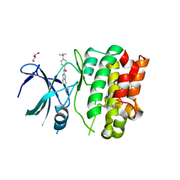 Molmil generated image of 4bhn
