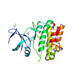 Molmil generated image of 4bie