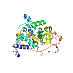 Molmil generated image of 4bm1