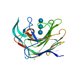 Molmil generated image of 4bow