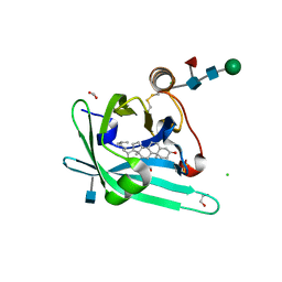 Molmil generated image of 4bqu