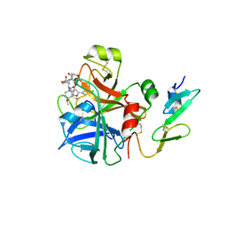 Molmil generated image of 4btt