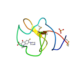 Molmil generated image of 4bvv