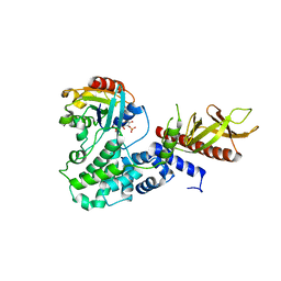 Molmil generated image of 4c0a