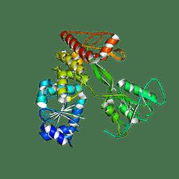 Molmil generated image of 4cbm