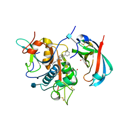 Molmil generated image of 4cdc
