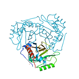 Molmil generated image of 4cla