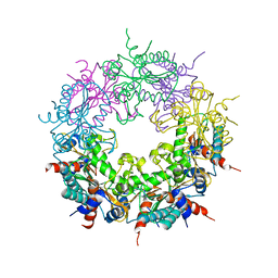 Molmil generated image of 4clc