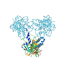 Molmil generated image of 4cly