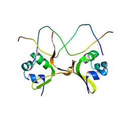 Molmil generated image of 4cro