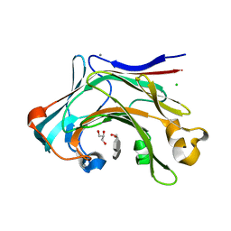 Molmil generated image of 4cte