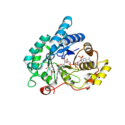 Molmil generated image of 4dbs