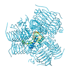 Molmil generated image of 4dcl