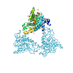Molmil generated image of 4ddl