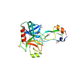 Molmil generated image of 4dg4
