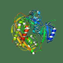 Molmil generated image of 4dj2