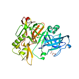Molmil generated image of 4djw