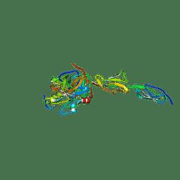Molmil generated image of 4djz