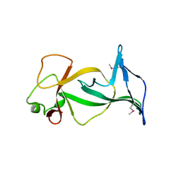 Molmil generated image of 4dov