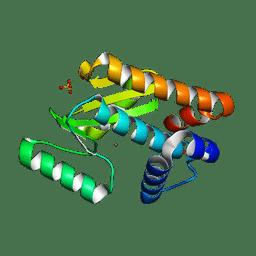 Molmil generated image of 4e5e