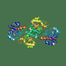 Molmil generated image of 4ebf